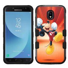 Samsung Galaxy J3 (2018) Galaxy Express Prime 3 Case Mickey Mouse #Y