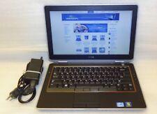 Dell Latitude E6320 2.5GHz Intel Core i5 320GB 2GB Laptop DVDRW Windows 10 x64