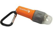 Ultimate Survival UST SplashFlash Orange Blister LED Flashlight 20-17001-08