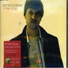 DANIEL POWTER Free Loop w/ BAD DAY LIVE UK CD Single