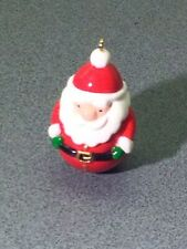 Hallmark Keepsake Miniature Ornament Jolly Li'l Santa 2003