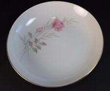 "Camelot China AMERICAN ROSE 7.5"" Coupe Soup Bowl JAPAN"