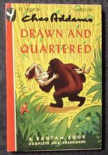 1946 DRAWN AND QUARTERED by Chas Addams VG/FN 5.0 Bantam 37 Paperback