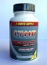 Build Muscle Strength Boost Testosterone Energy Endurance VyoTech 17HD 60 Caps