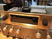 THE FISHER FM-80 vintage fm tuner:::RESTORED::::