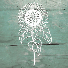 Sunflower Metal Cutting Dies Scrapbook Embossing Paper Album Decor Card Craft