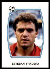Panini Futbol 92-93 (España) Esteban Fradera no. 85