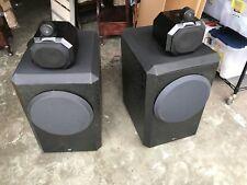 Pair B&W 801 Speakers in Great Shape