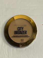 Maybelline New York City Bronzer and Contour Powder, Choose Color