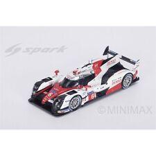 SPARK LM S5103 Toyota TS050 Hybrid HY n°6 2ème 24h Le Mans 2016 Sarrazin 1/43