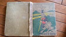 "Antique Childrens Books ""Uncle Wiggly at the Seashore"" by Howard R. Garis"