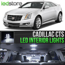 2008-2013 Cadillac CTS White LED Lights Interior Kit