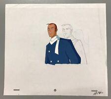Night Hood (Les exploits d'Arsène) Arsène Lupin Animation Production Cel w/Art