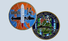 Submarine Squadron Fourteen ComSubRon 14 Challenge Coin USN Holy Loch Scotland