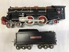 Lionel Standard Gauge 392E with 392 tender