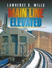 Boston's Main Line El in Charlestown, Roxbury & Jamaica Plain by Lawrence Mills