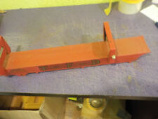 vintage tonka ford fire semi truck bed inner body for parts
