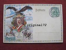 Foto,Karte,Postkarte mit Kaiser Wilhelm II. von 1915 Saargemund