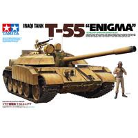 """Tamiya 35324 Iraqi Tank T-55 """"Enigma"""" 1/35"""