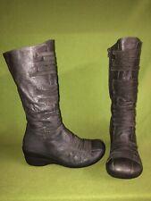 Grey Miz Mooz Orso Boots 8 39