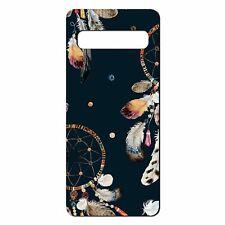Para Samsung Galaxy S10 Funda de Silicona Atrapasueños Patrón - S8248