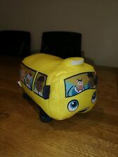 Little Baby Bum Wiggling Wheels On The Bus Plush Musical Soft Toy By Little...