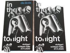 2 Tickets Die Ärzte In the Ä tonight 21.11.2020 Stuttgart