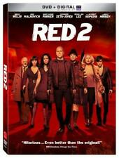 Red 2 [DVD] [Region 1] [US Import] [NTSC], Good DVD, ,