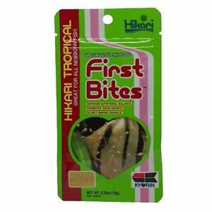 Hikari First Bites 10g Baby Fish / Fry / New Born Fish Food Aquarium Tropical