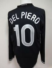 Juventus #10 Del Piero 100% Original Jersey Shirt XL 2006-07 Away MINT Rare