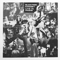 Sleater-Kinney - Live in Paris (NEW CD)