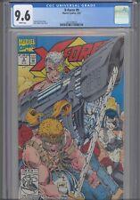 X-Force #9 CGC 9.6 1992 Marvel Comics Rob Liefeld Cover & Art