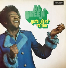 AL GREEN ‎- Gets Next To You (LP) (VG/VG-)