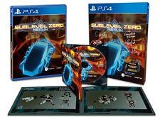 Sublevel Zero Redux Signature Edition (PS4) BRAND NEW SEALED