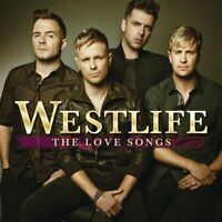 Westlife - The Love Songs [CD]