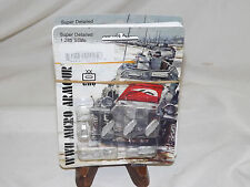 WWII Micro Armour GHQ War Games 1/285 Scale R-25 T-26