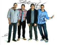 THE IMPRACTICAL JOKERS FULL GROUP CAST SIGNED 8x10 PHOTO RARE BECKETT BAS LOA