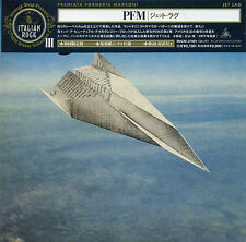 "PFM Premiata Forneria Marconi ""Jet lag"" Japan mini LP CD BVCM - 37591 ITALIAN PROG"