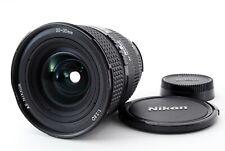 [AS-IS] Nikon AF Nikkor 20-35mm f/2.8 D Lens Wide Angle from Japan #N2172