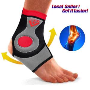 Ankle Support Brace Foot Drop Brace Splint Recovery Stabiliser Guard Basketball