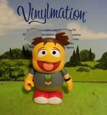 "Disney Vinylmation 3"" Park Set 3 Muppets Chaser Walter"