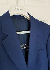 """Mens GANT wool """"the blazer""""/jacket/sport coat size 40R. Immaculate RRP £275."""