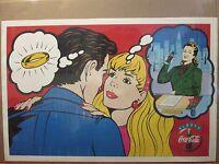 vintage Dreaming  CocaCola Coca-Cola ALWAYS poster 1994 12060