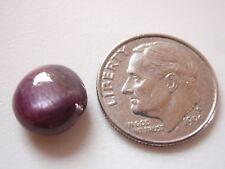 Natural Loose 6.5 Carat Ruby Gemstone Cabachon