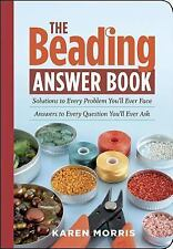 The Beading Answer Book-ExLibrary