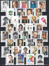 Nederland 2751-Ac-1/36 60 Jaar TV / Televisie Complete serie van 36 postzegels