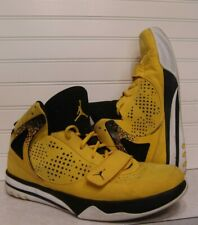 Air Jordan Phase 23 Hoops Yellow/Black/White 440897-701 Size 13 2011