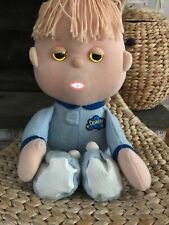 "Vintage 1987 Galoob Dozzzy 21"" Doll With Cassette - RARE!! Working !!"
