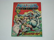 MOTU HE-MAN MASTERS OF THE UNIVERSE MINI COMIC 1983 DRAGON'S GIFT - US