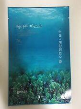 1SHEET GOODAL WATER FULL MASK MOISTURE FACE MASK PACK